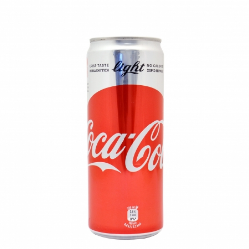 Coca Cola light 0,33 ml